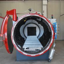 Autoclave - EPI STEEL CONSTRUCTION CARBON FIBER MANUFACTORING