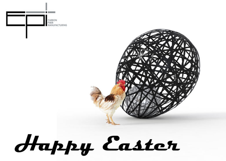 happy easter epi carbon fiber