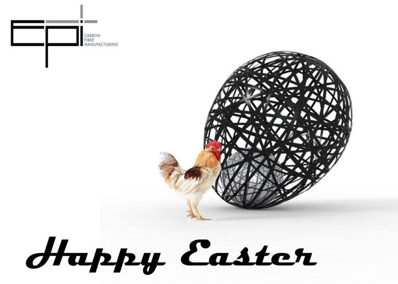 happy easter epi carbon fiber