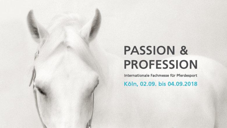 trade fairs. spoga horse
