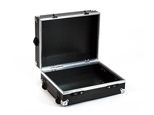 Carbon fiber flight case