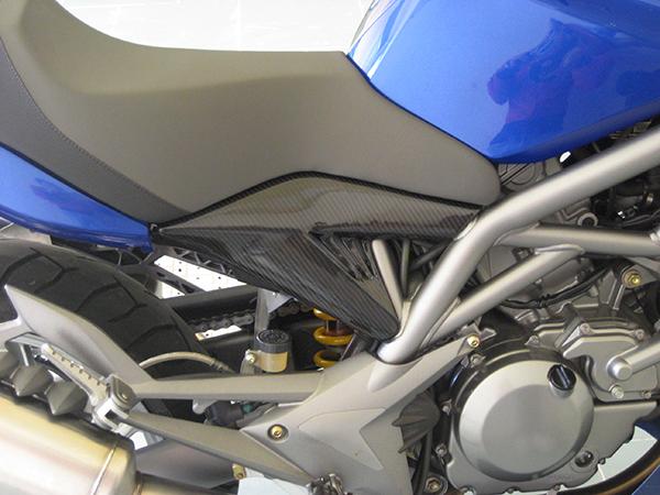 Componente moto in fibra di carbonio - Epi